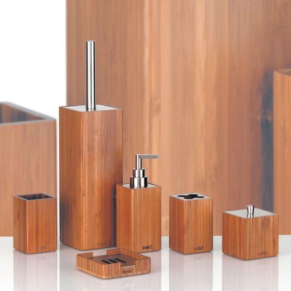 Dozownik do mydła Bamboo Steel