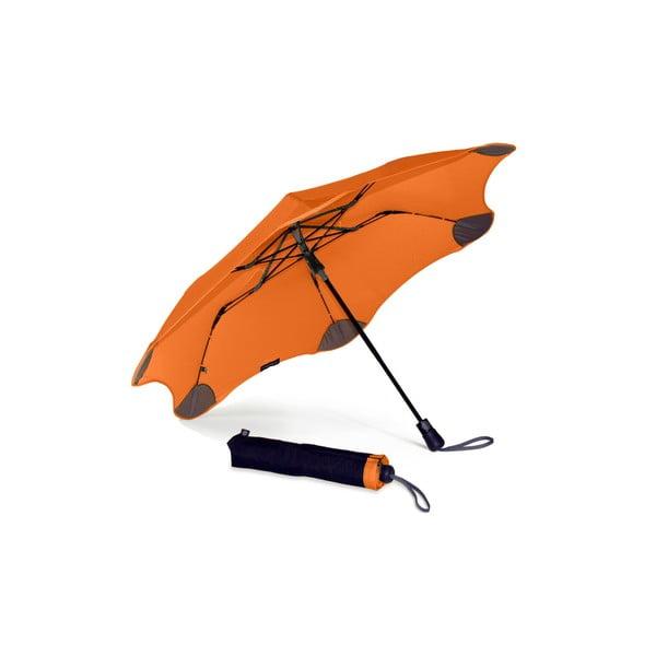 Super wytrzymały parasol Blunt XS_Metro 95 cm, pomarańczowy