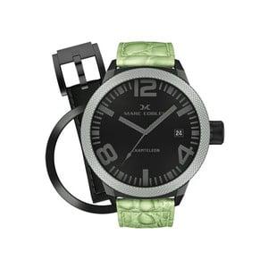 Zegarek męski Marc Coblen z dodatkowym paskiem i obręczą P51