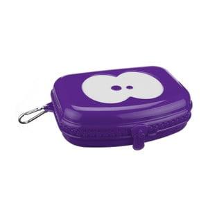 Pudełko śniadaniowe Look, fioletowe