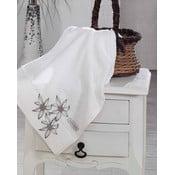 Ręcznik Luxury Organic Cream, 50x90 cm