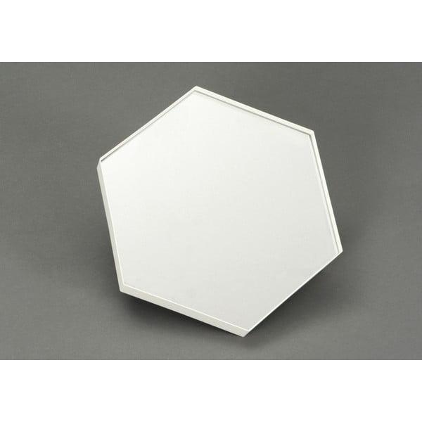 Lustro Hexagonal, 30x35 cm