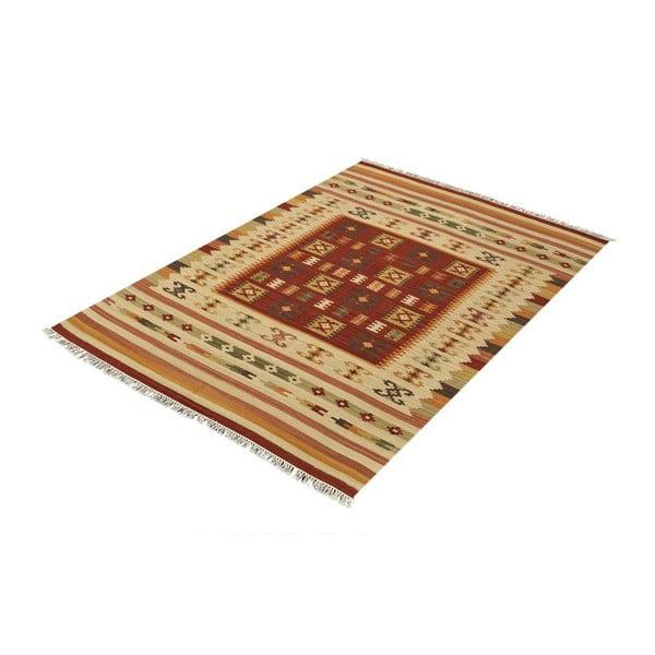 Dywan wełniany Kilim Classic 19121 B Mix, 125x185 cm