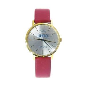 Zegarek VeryMojo Limited Edition, różowy