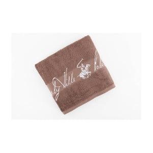 Ręcznik bawełniany BHPC 50x100 cm, kawowy