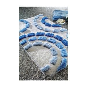Dywanik łazienkowy Arinna Blue, 60x100 cm