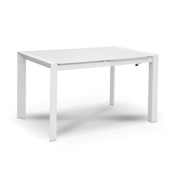 Stół rozkładany Seller, 120-180 cm, biały
