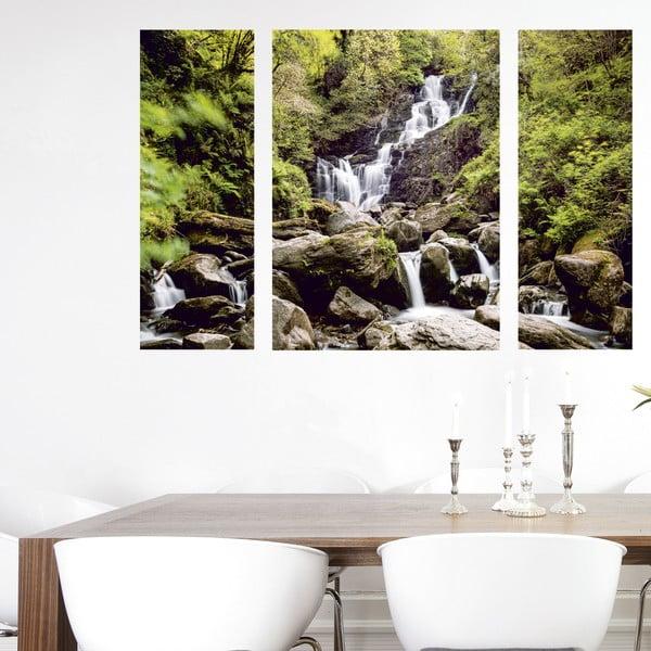 Samoprzylepne obrazy Wodospad