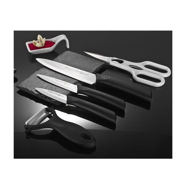 Komplet noży Quttin Negro
