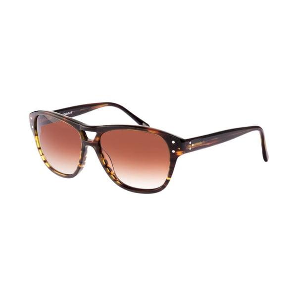 Damskie okulary przeciwsłoneczne GANT Cassie Heather Brow