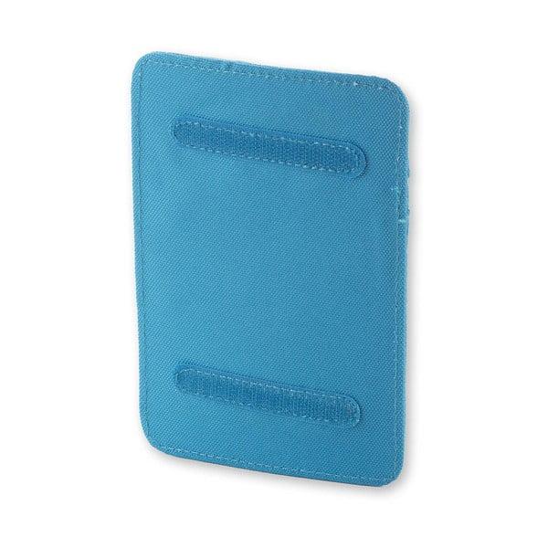 Uniwersalna saszetka kieszonkowa na rzep Moleskine 15x10 cm, niebieska