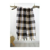 Ręcznik hammam Bath Style Squares, 80x175 cm