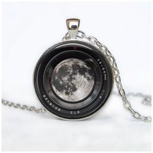 Damski łańcuszek z wisiorkiem Butoni de Camasa Moon