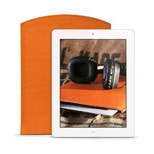 Skórzane etui na iPad Cognac