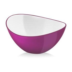 Różowa miseczka Vialli Design, 16cm