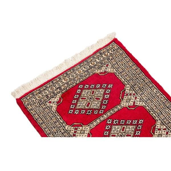 Ręcznie wiązany dywan Kashmir 101, 91x62 cm