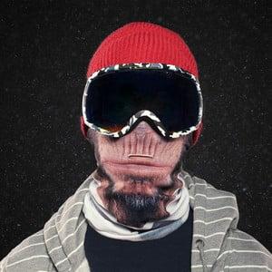 Maska narciarska Chimpanse