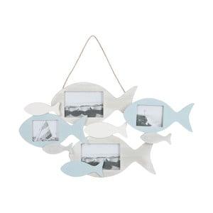 Ramka na 4 zdjęcia Finding Fish, 53x29 cm