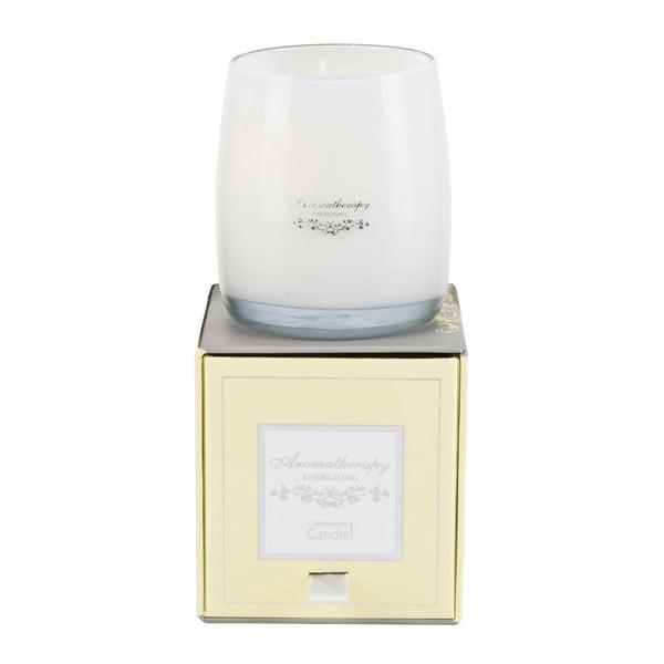 Świeczka zapachowa Copenhagen Candles Aromatherapy Energising Glass, czas palenia 40 godz.