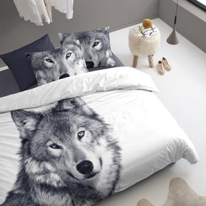 Pościel Husky White, 240x200 cm