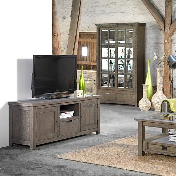 Stolik telewizyjny Cross, 160x65 cm