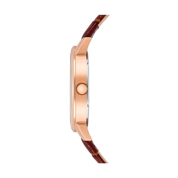 Zegarek męski Rhodenwald&Söhne Levantos Copper/Leather