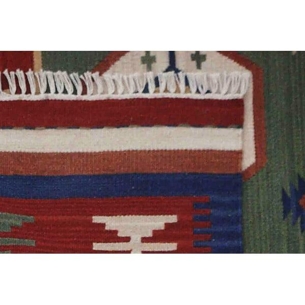 Ręcznie tkany dywan Kilim Classic K84, 125x185 cm