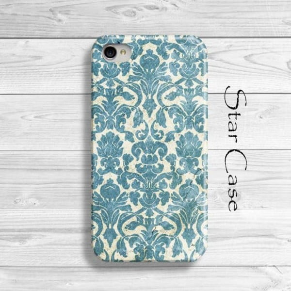 Etui na iPhone 5/5S Vintage Damask