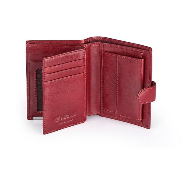 Portfel Valentini 282 Red