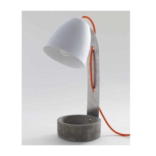 Lampa na stolik Concrete Potstand, 33 cm