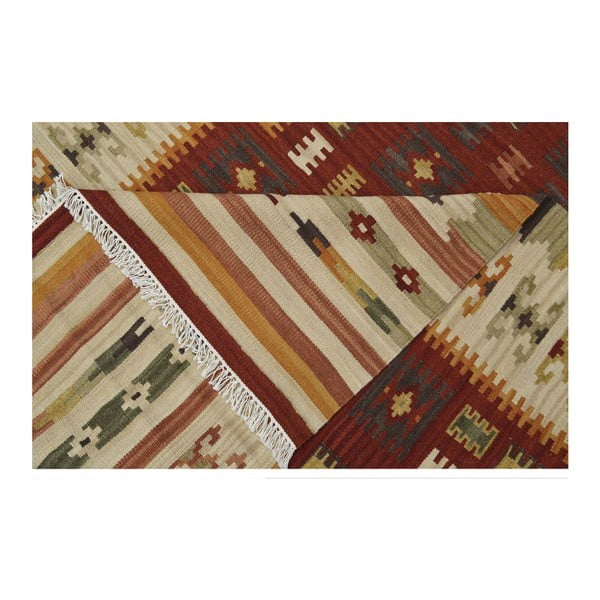Dywan wełniany Bakero Kilim Classic 19121 B Mix, 75x125 cm
