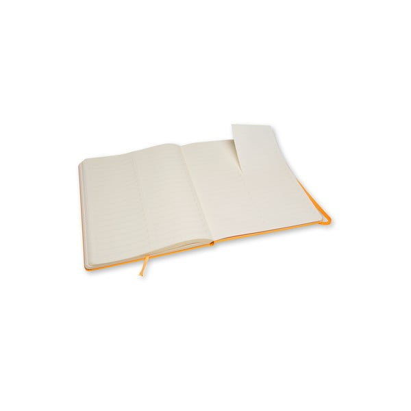 Notes Moleskine Pro Orange, bardzo duży