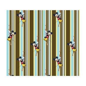 Foto zasłona AG Design Mickey Mouse III, 160x180cm