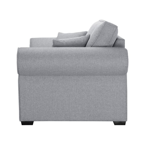 Szara rozkładana sofa 2-osobowa Jalouse Maison Ivy