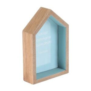 Ramka na zdjęcie House, niebieska