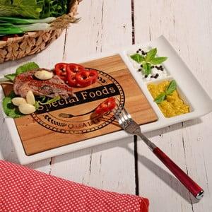 Bambusowa deska do serwowania Special Dips