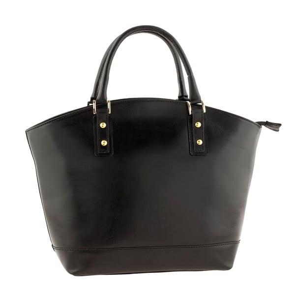 Skórzana torebka Ore Diece Sassuolo, czarna