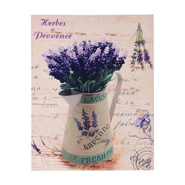 Obraz na płótnie Lavender, 60x90 cm