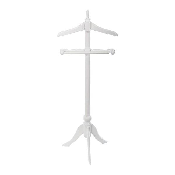 Wieszak na ubrania Servant White, 37x47x115 cm