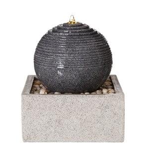 Kamienna fontanna z kremową podstawą Ixia Cortes