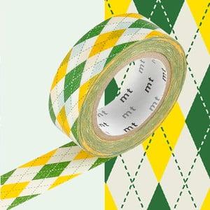 Taśma dekoracyjna washi MT Masking Tape Estelle, dł.10m