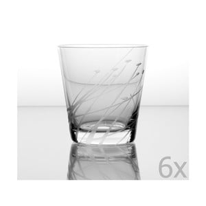 Zestaw 6 szklanek Sitowie 330 ml