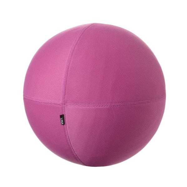 Piłka do siedzenia Ball Single Radiant Orchid, 45 cm