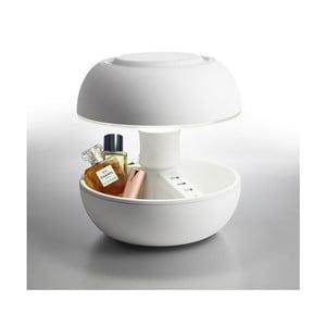 Lampa stołowa i ładowarka w jednym Joyo Soft, biała