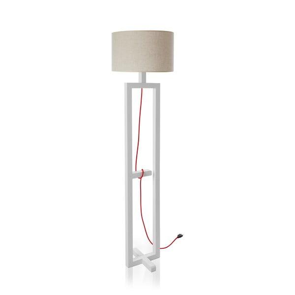 Lampa stojąca Dal White