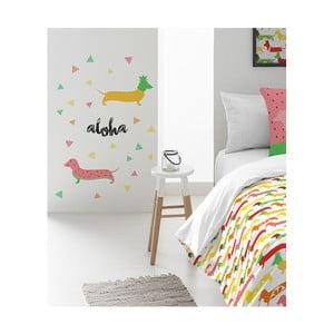 Naklejka dekoracyjna na ścianę Pooch Fruits, 30x42cm