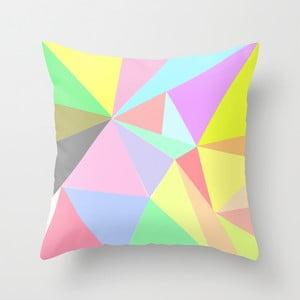 Poszewka na poduszkę Triangle I, 45x45 cm