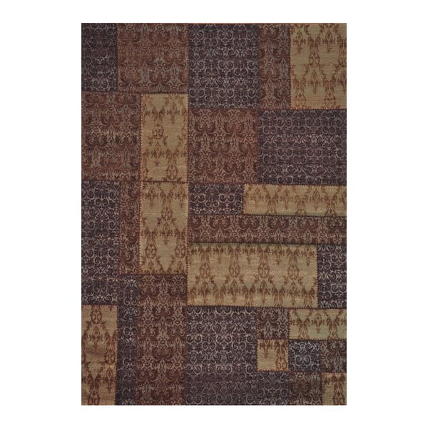 Dywan Patchwork 8 Brown, 170x240 cm