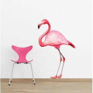 Naklejka dekoracyjna na ścianę Flamingo