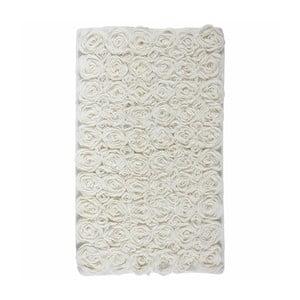 Dywanik łazienkowy Aquanova Rose Ivory, 60x100 cm